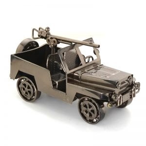 Carro coleccionable metal