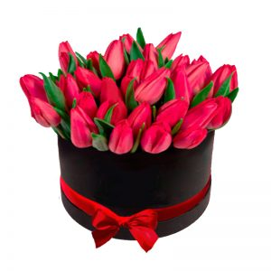 box de 30 tulipanes