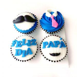 Cupcakes papa