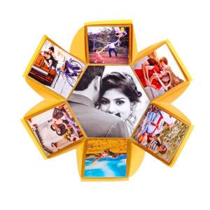 Caja sorpresa fotos